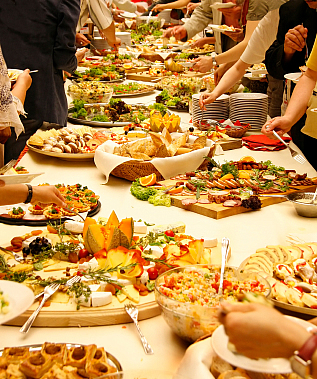 catering software catered event