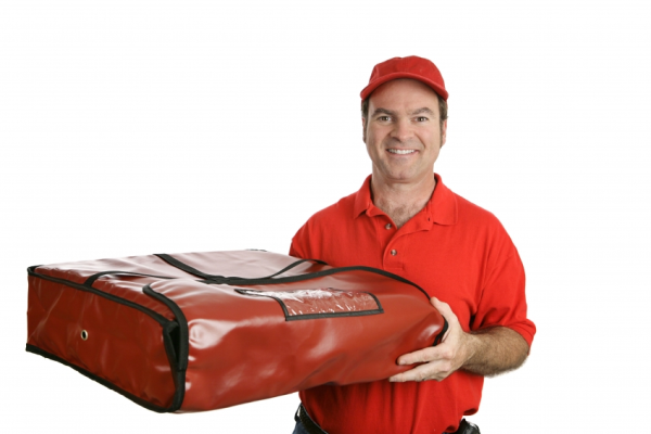 catering delivery driver software