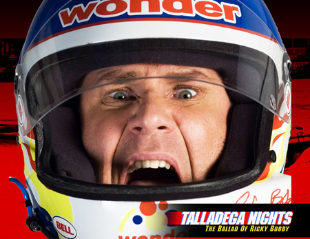 Would Ricky Bobby need catering software?