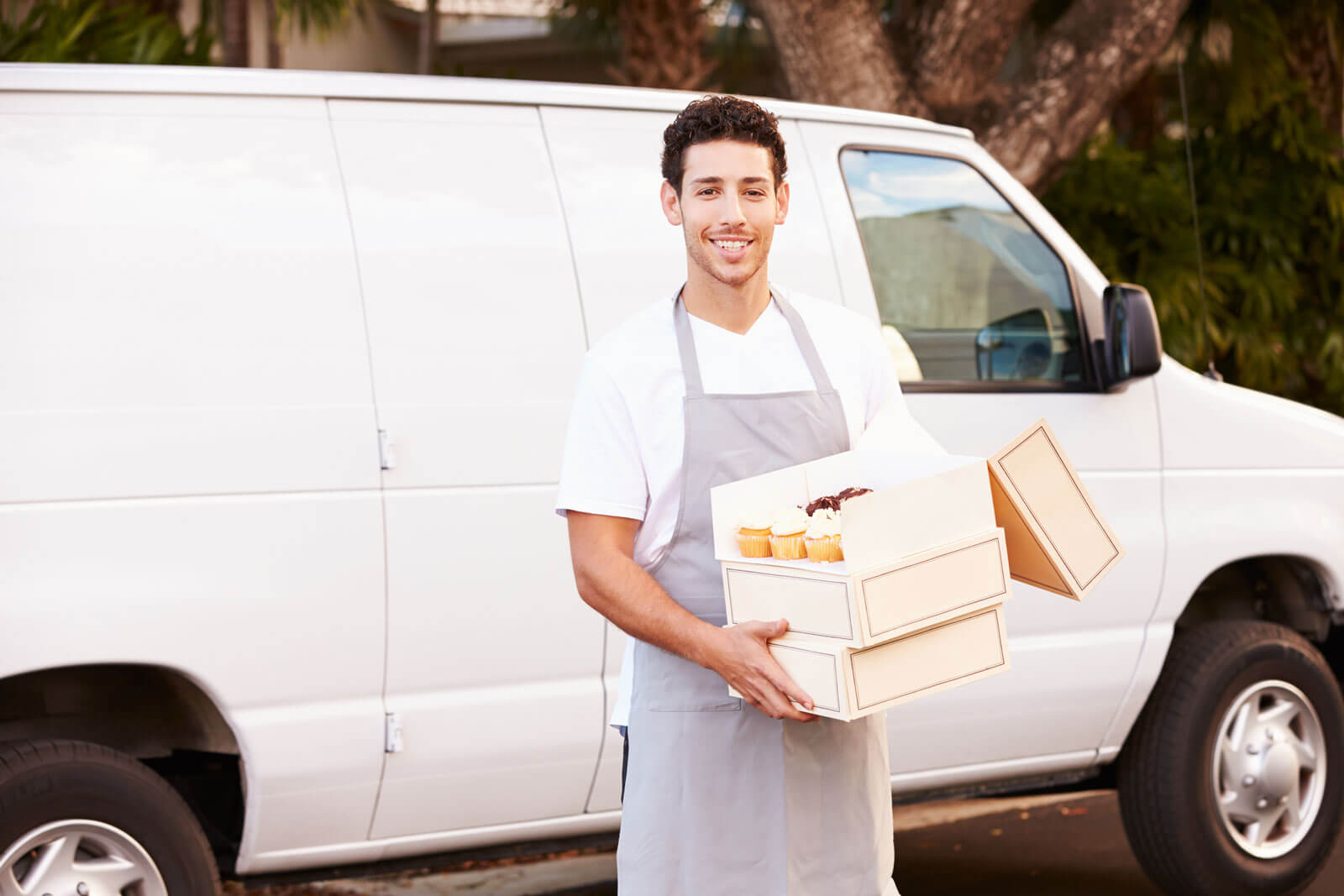 catering delivery charges