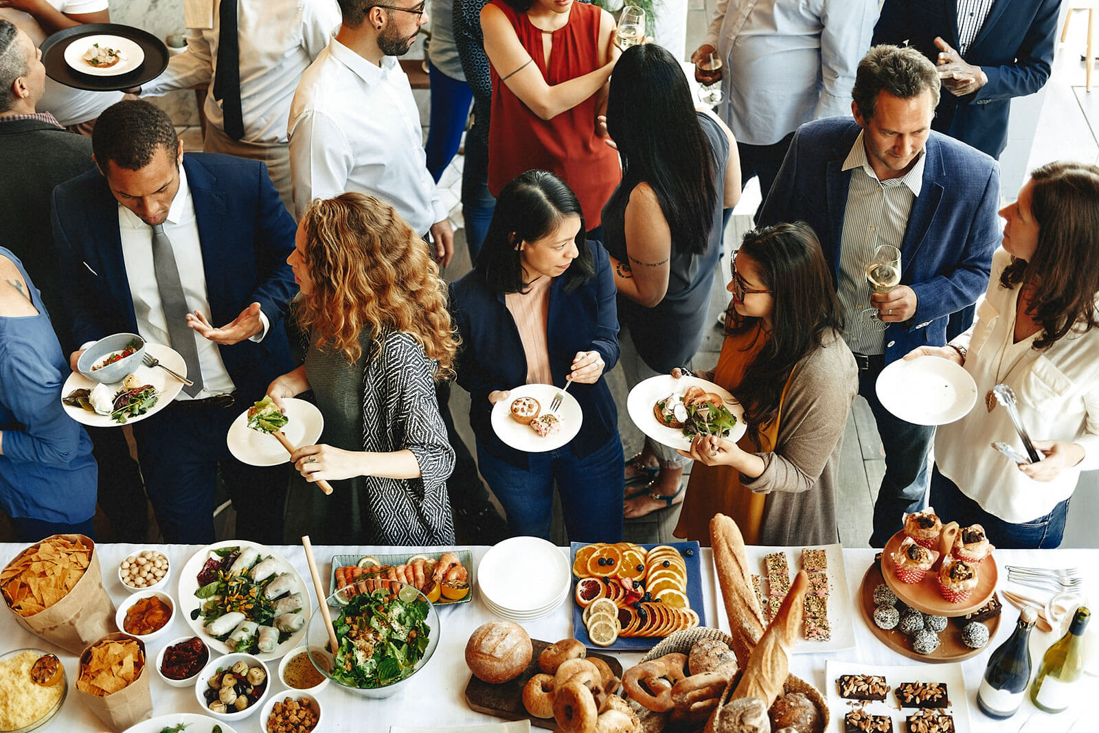 how to get the perfect list of catering clients