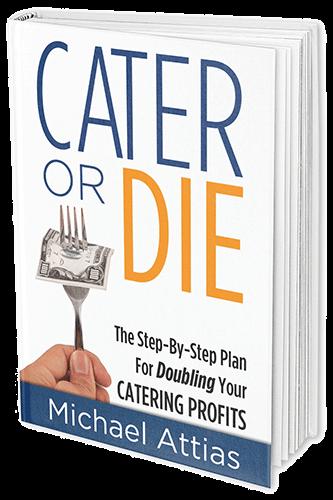 cater or die catering ebook