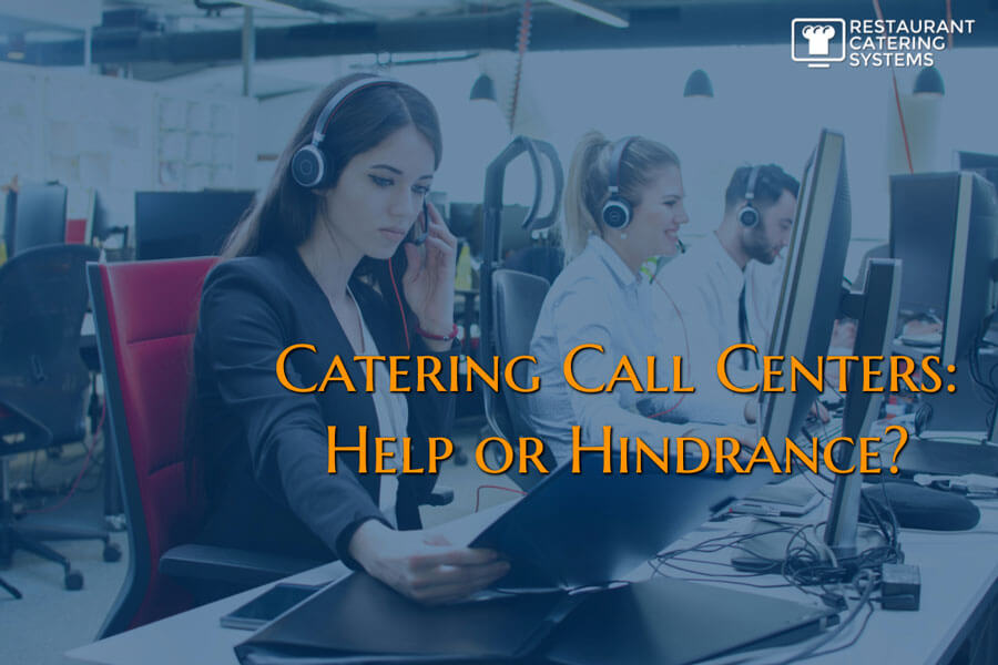 catering call center