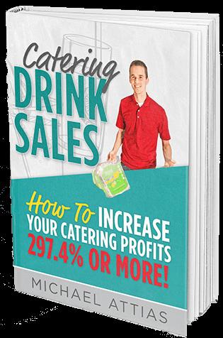 catering drink sales ebook