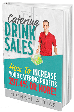 catering drink sales