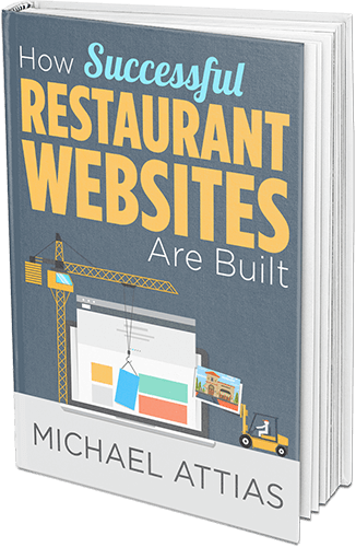 how successful catering website restaurants are built