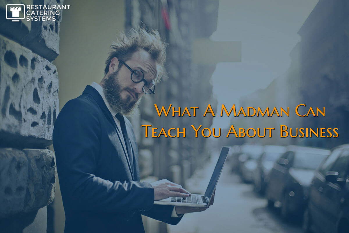 madman catering business test