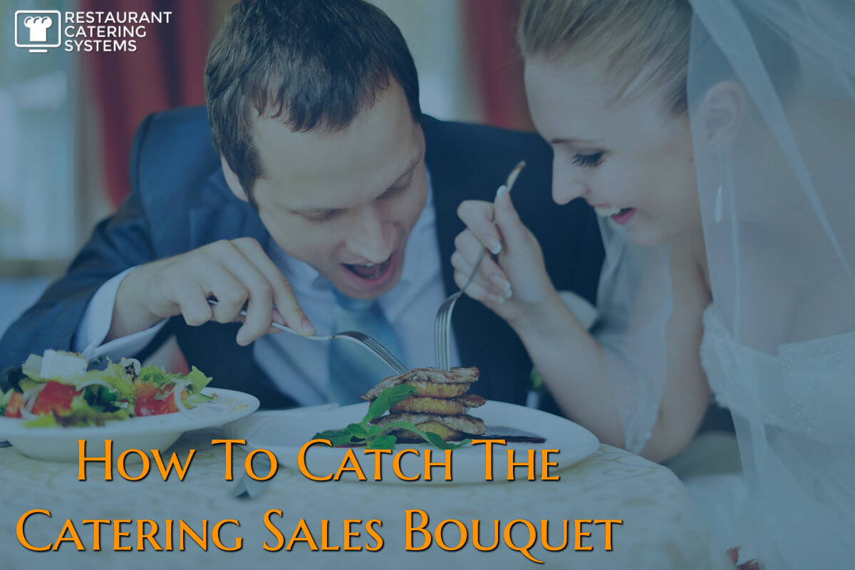 wedding catering sales clients