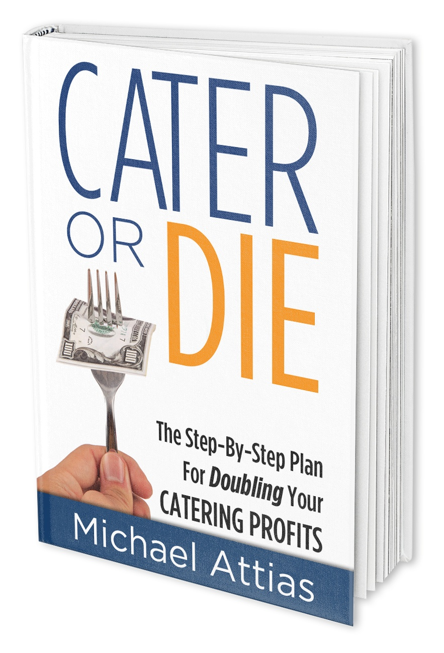 cater or die book cover